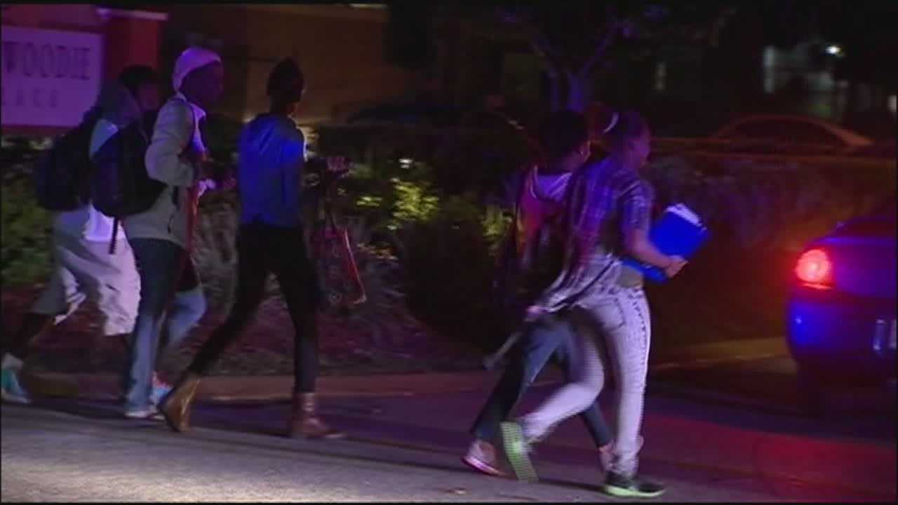 A teen is critically injured in a shooting near Texas Avenue and Dunwoodie Boulevard in Orlando.