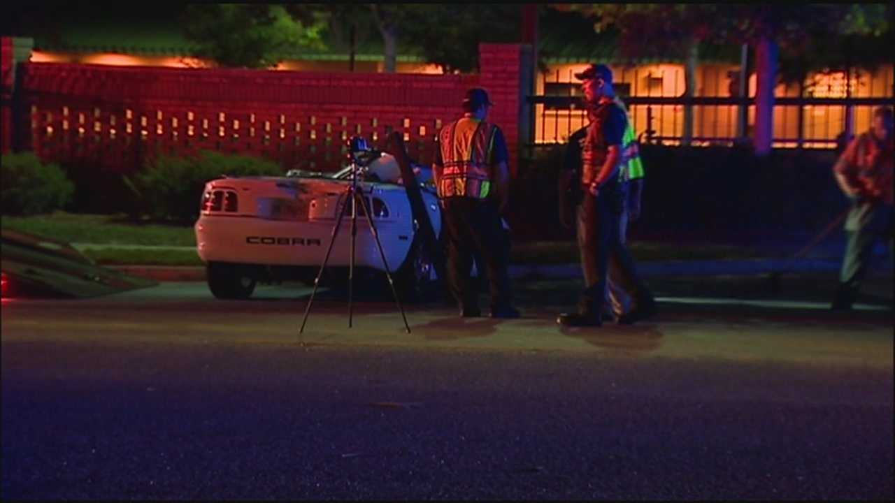 Speed, alcohol believed to be factors in city commissioner's crash