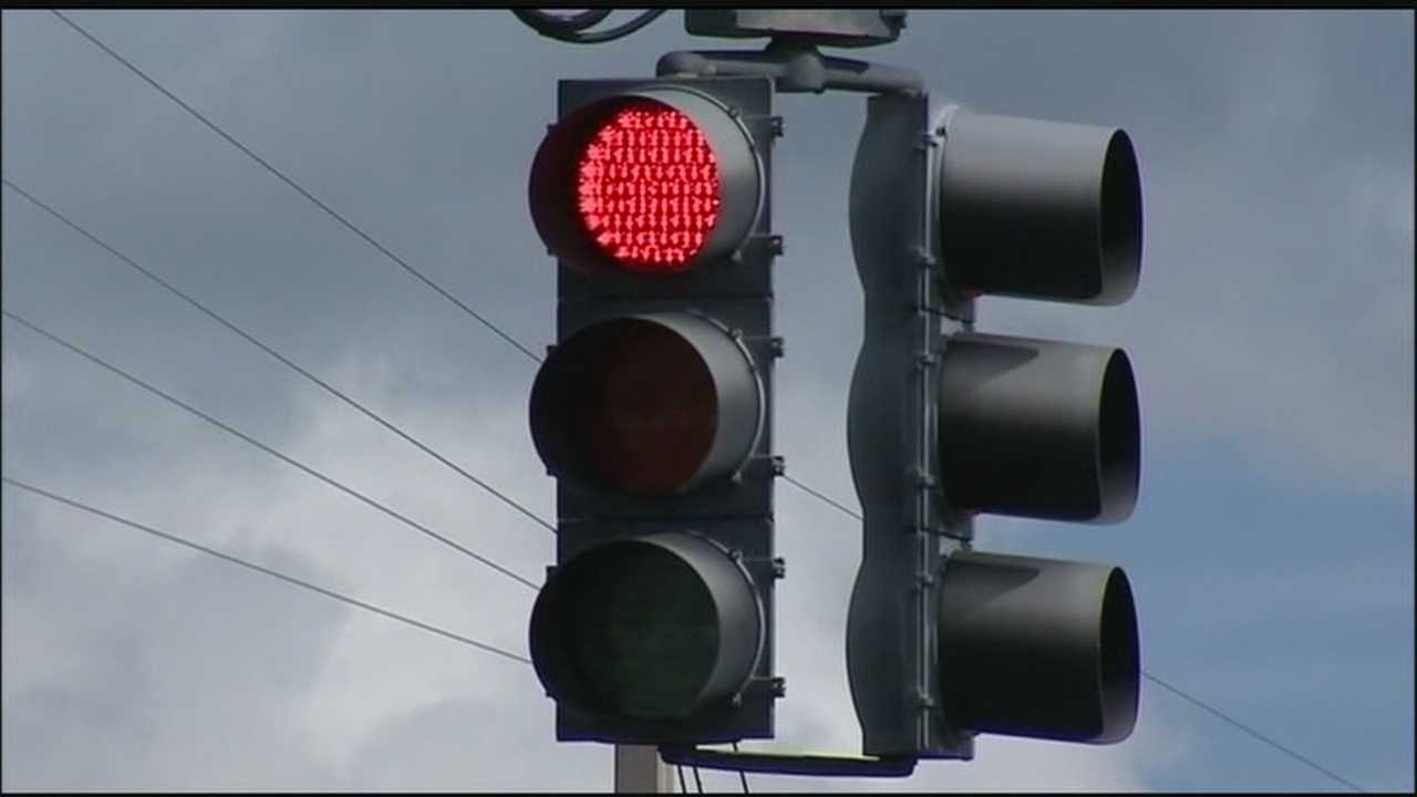7 more red light cameras to be installed in Orange County