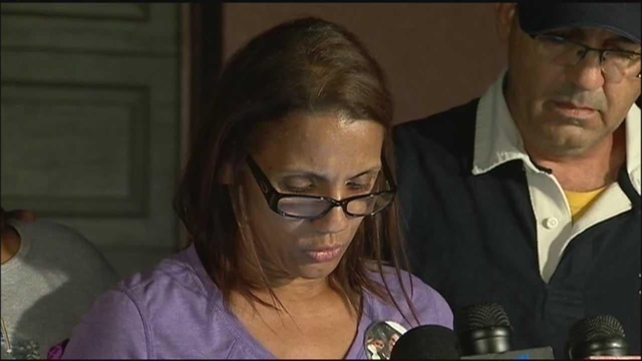 Family of Yessenia Suarez makes plea to accused killer