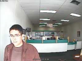 Sanford Advance America robber