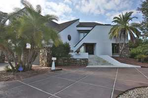 Perched along the Ormond Beach peninsula, this $1.85 million estate features 6 bedrooms, 7 bathrooms. Enjoy the tour.