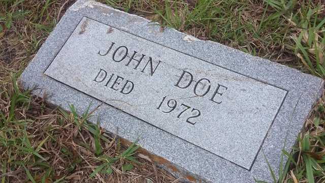 John Doe grave site.jpg