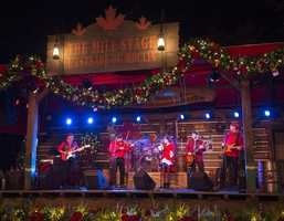 """If you are looking for more music during Holidays Around the World, you won't want to miss """"Joyful! A Gospel Celebration of the Season"""" and the """"Candlelight Processional"""" occurring nightly in December."""
