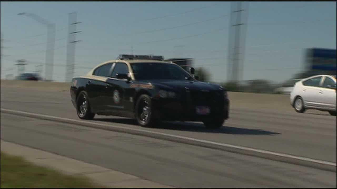 Florida Highway Patrol vehicle