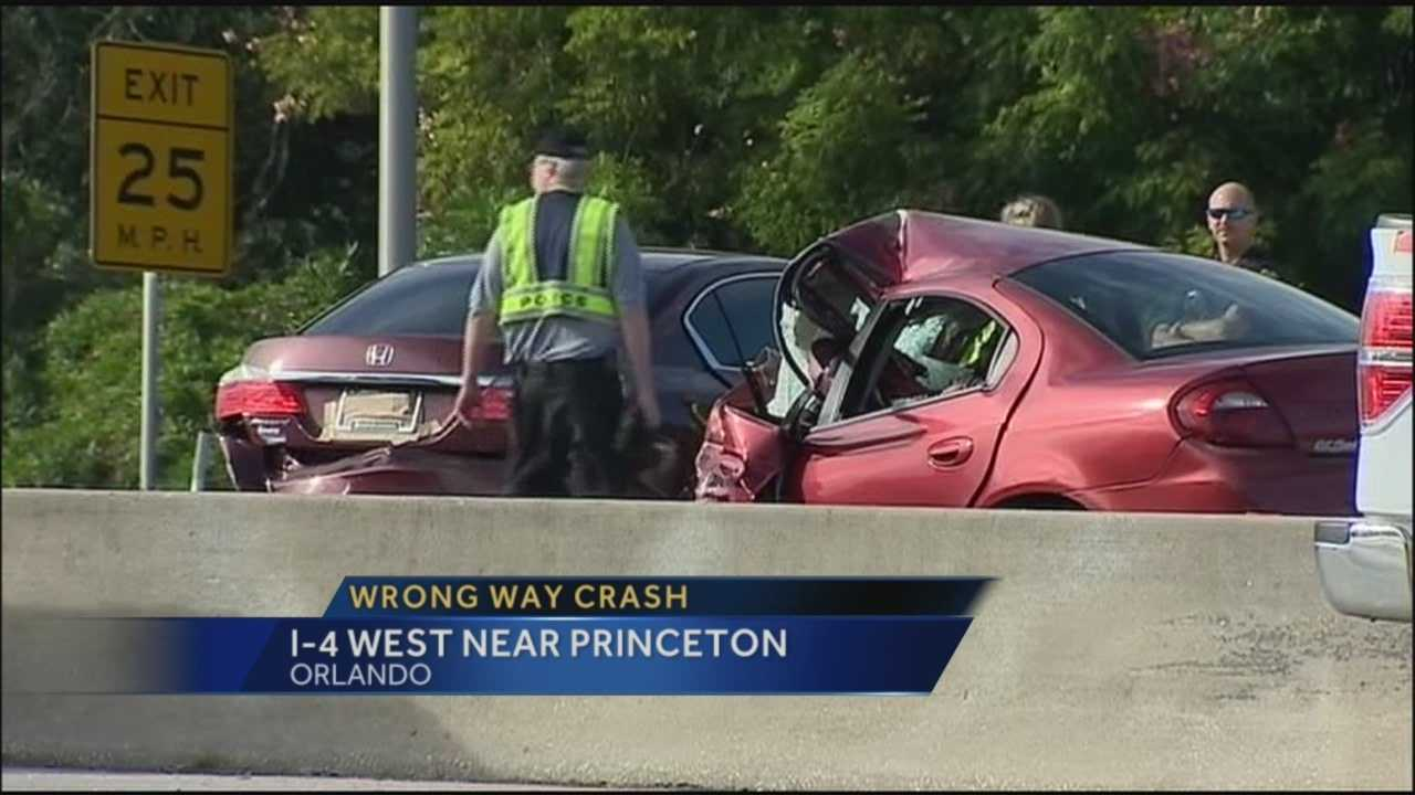 Victims identified in I-4 wrong-way crash
