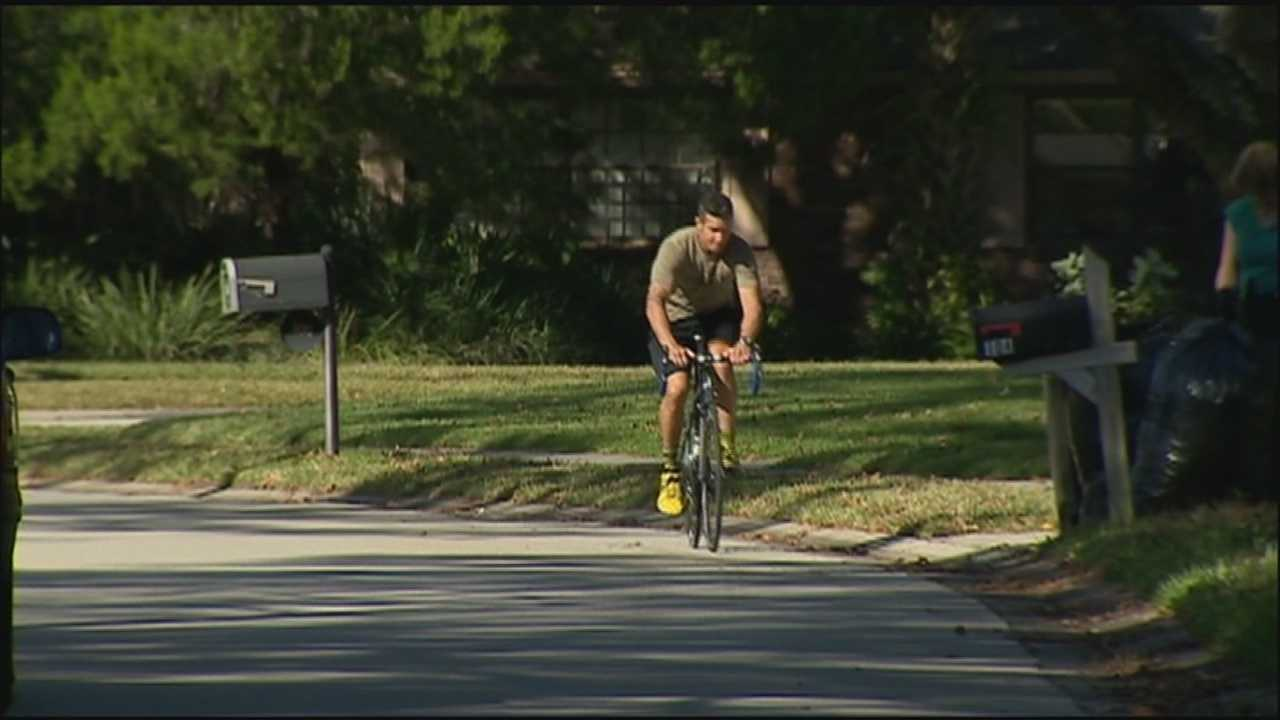 Local family outraged by bike lane law
