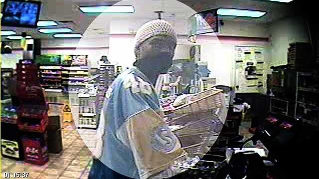 7-Eleven surveillance photo