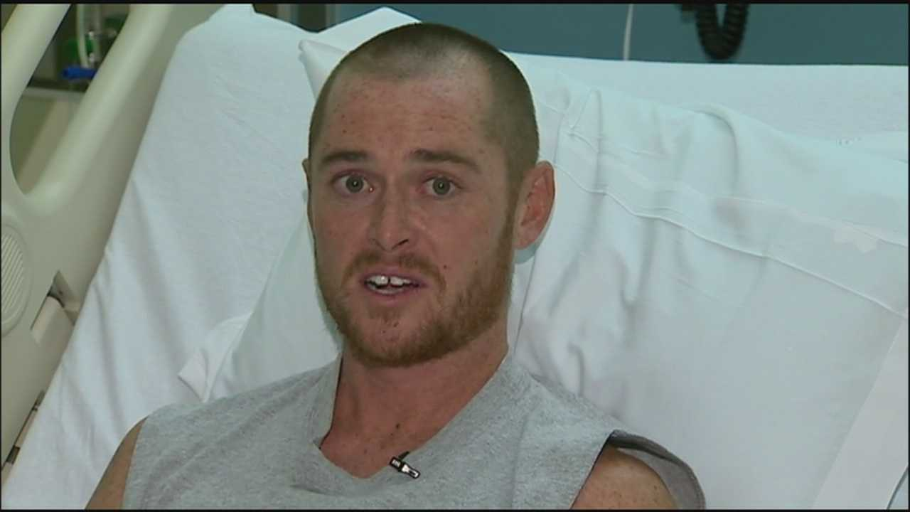 Surfer bit by shark goes into surgery