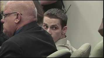 Dec. 13, 2013: Michael Bargo is sentence to death.