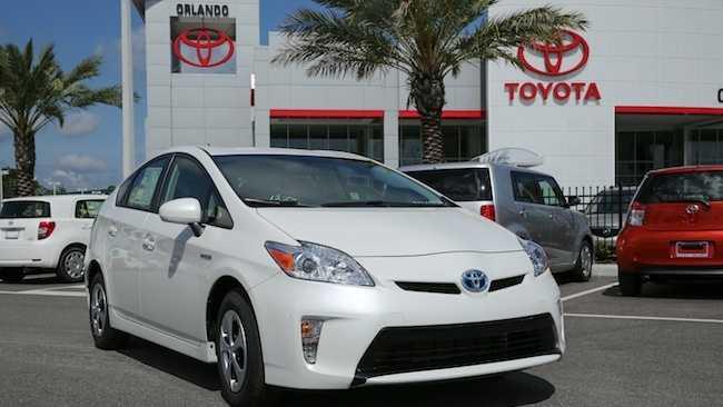 2014 Toyota Prius in Orlando
