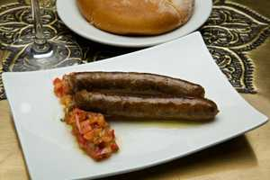 Moroccan Mergues Sausage