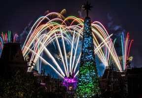 19. Hong Kong Disneyland