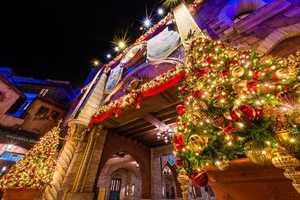 20. Tokyo DisneySea entranceSee more Disney Christmas trees here