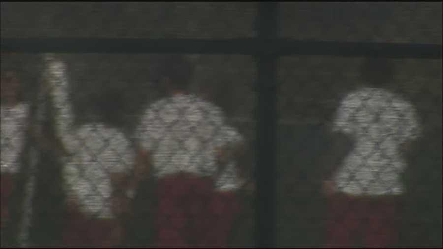 Hundreds Of Juveniles Spending Christmas Locked Up