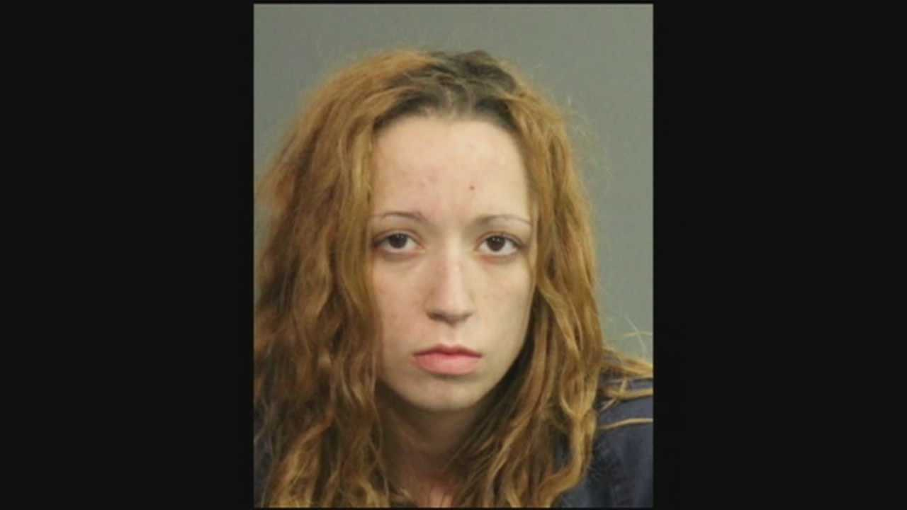 Police say a woman's false 911 call diverted resources from a robbery investigation.
