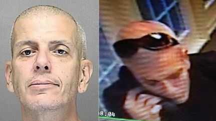 Arrest warrant issued in Daytona Beach bank robbery