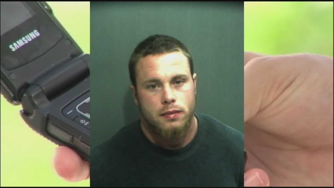 Cops: Child predator used smart phone to target victim