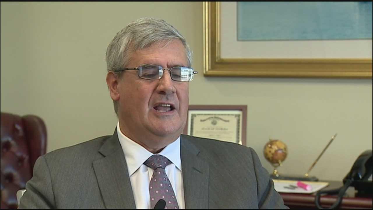 Jeff Ashton discusses the investigation into the Orlando-Orange County Expressway Authority.