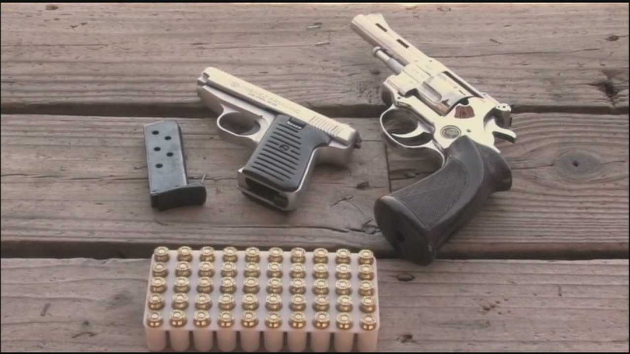 OIA leads Florida airports in confiscated guns