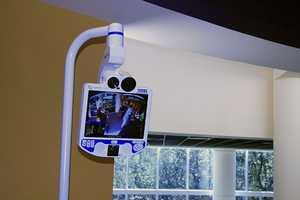 Meet Otronicon's real live robot.
