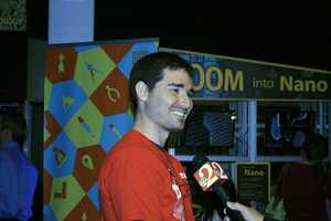 Otronicon employee gives WESH 2 the rundown of this technological event.