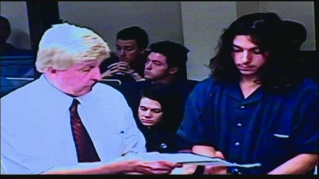 Twin brothers accused of murder held without bond