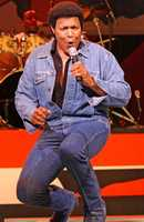 """Chubby Checker & The Wildcats """"The Twist"""" May 9-11"""