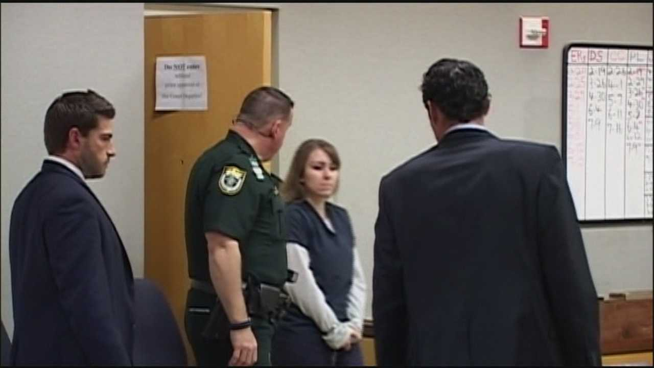 Andria Kerchner sentenced to 12 years in killing of Brevard deputy