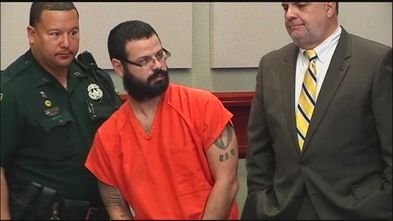 Luis Toledo having violent outbursts, hoarding medicine, jail officials say