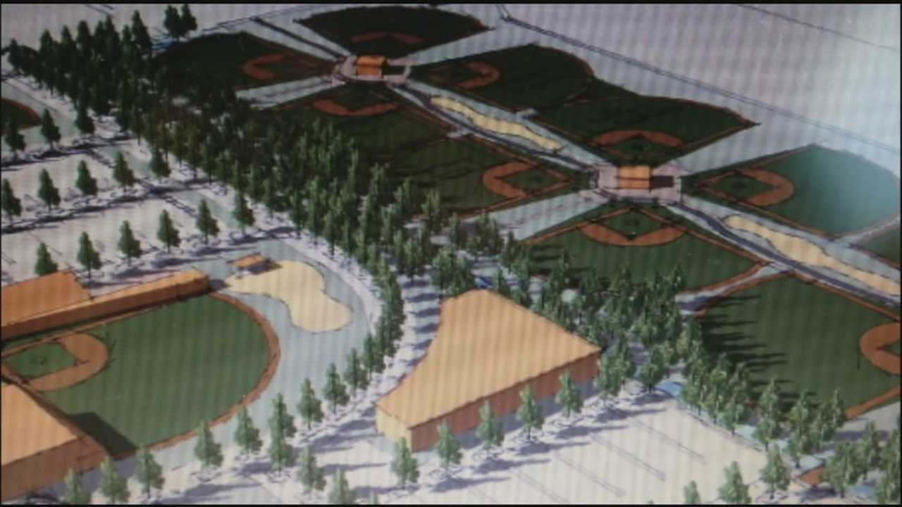 Seminole County is ready to take a big swing at the youth sports market.