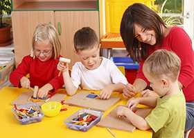 16. Childcare Workers - $20,260