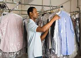 19. Laundry and Dry-Cleaning Workers - $20,460