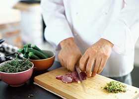 24. Food Preparation Workers - $20,800
