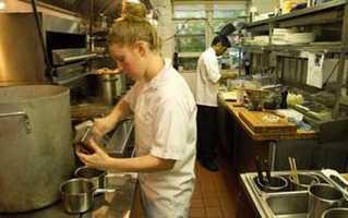 31. Cooks, Short Order - $21,640