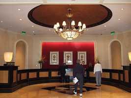 40. Hotel, Motel, and Resort Desk Clerks - $22,260