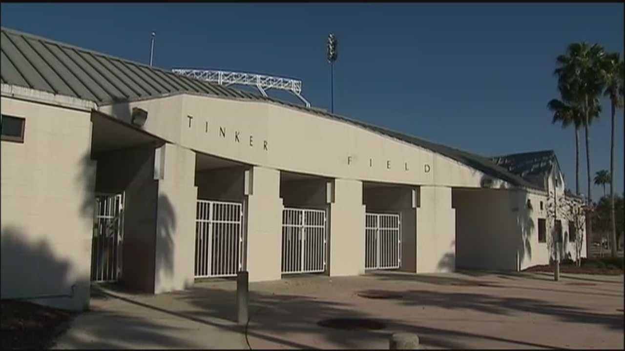 City Hall officials are trying to find a way to honor Tinker Field while renovating the Citrus Bowl.