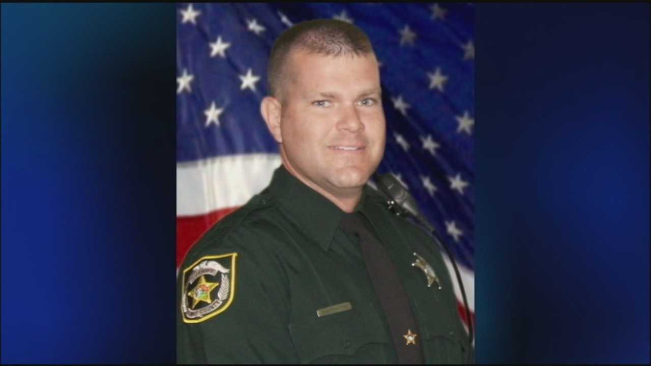 Deputy Scott Pine desperately wanted to serve Orlando community as a law enforcement official, records show.