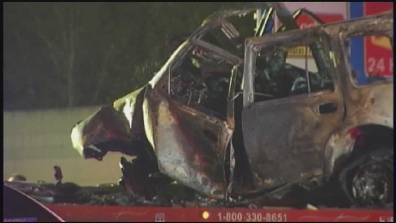 Memorial service honors 4 students killed in I-275 crash