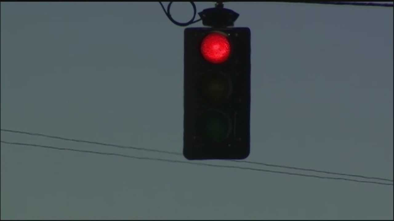 Some Clermont officials are upset that police are issuing red light tickets mostly for drivers turning right.