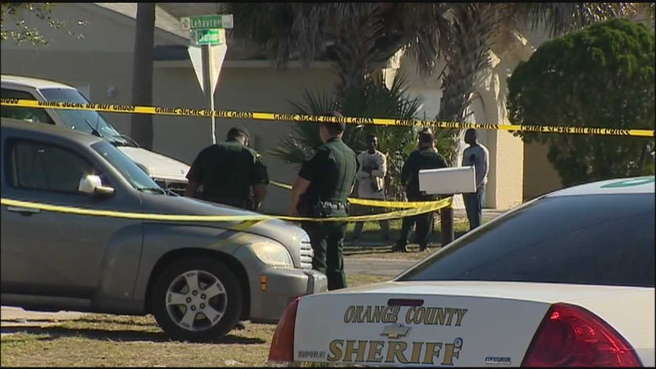 An investigation is underway after a fatal shooting in Orange County on Sunday morning.