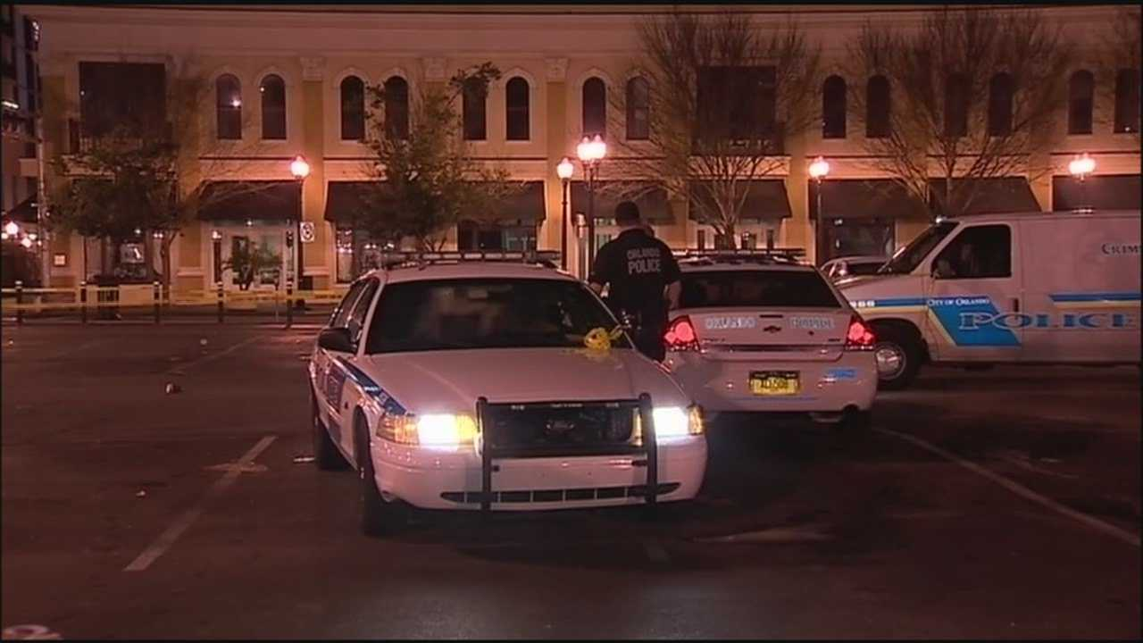 A shooting and a rape in less than 48 hours has downtown Orlando workers worried about an increase in crime.