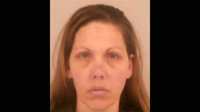 Tonya Deck faces multiple charges after a knife-wielding attack that began over custody of a dead relative's puppy.