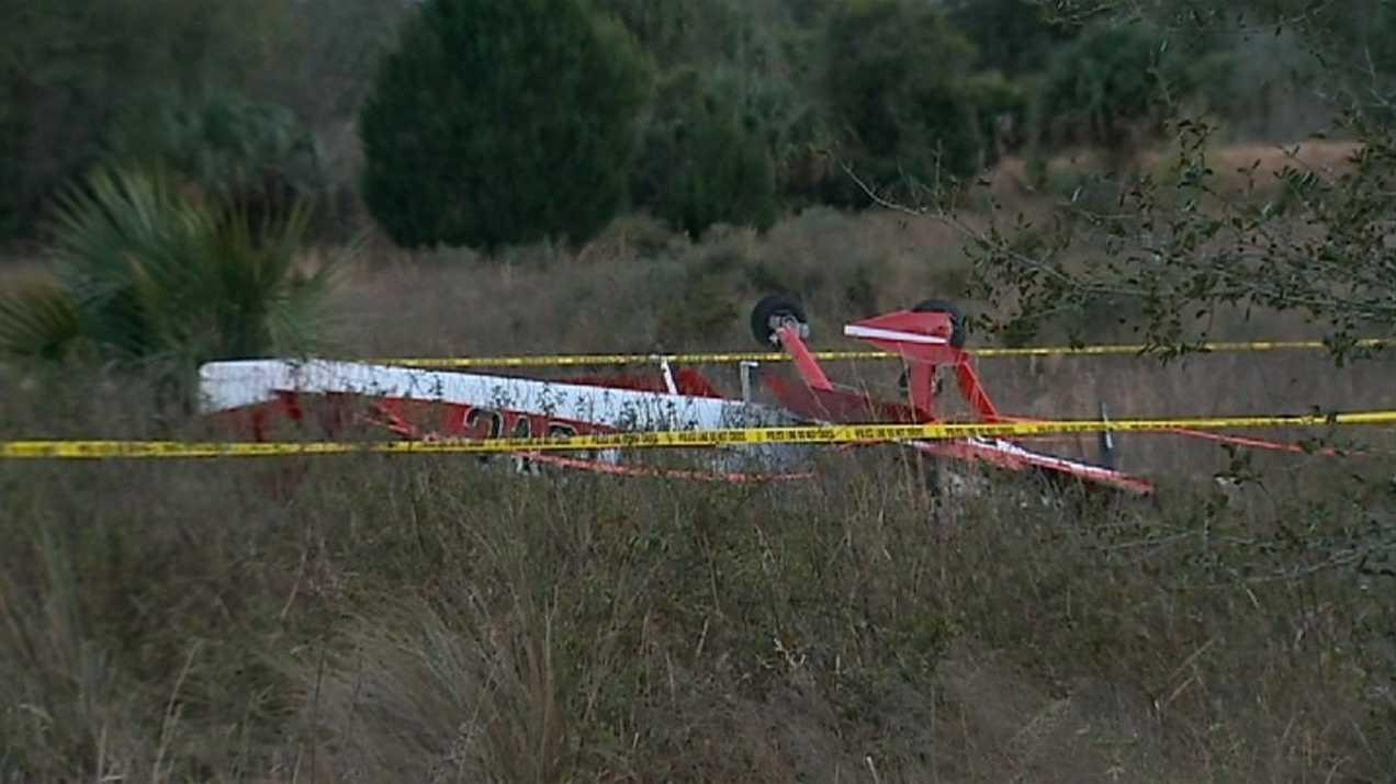 2 hurt in Mt. Plymouth plane crash