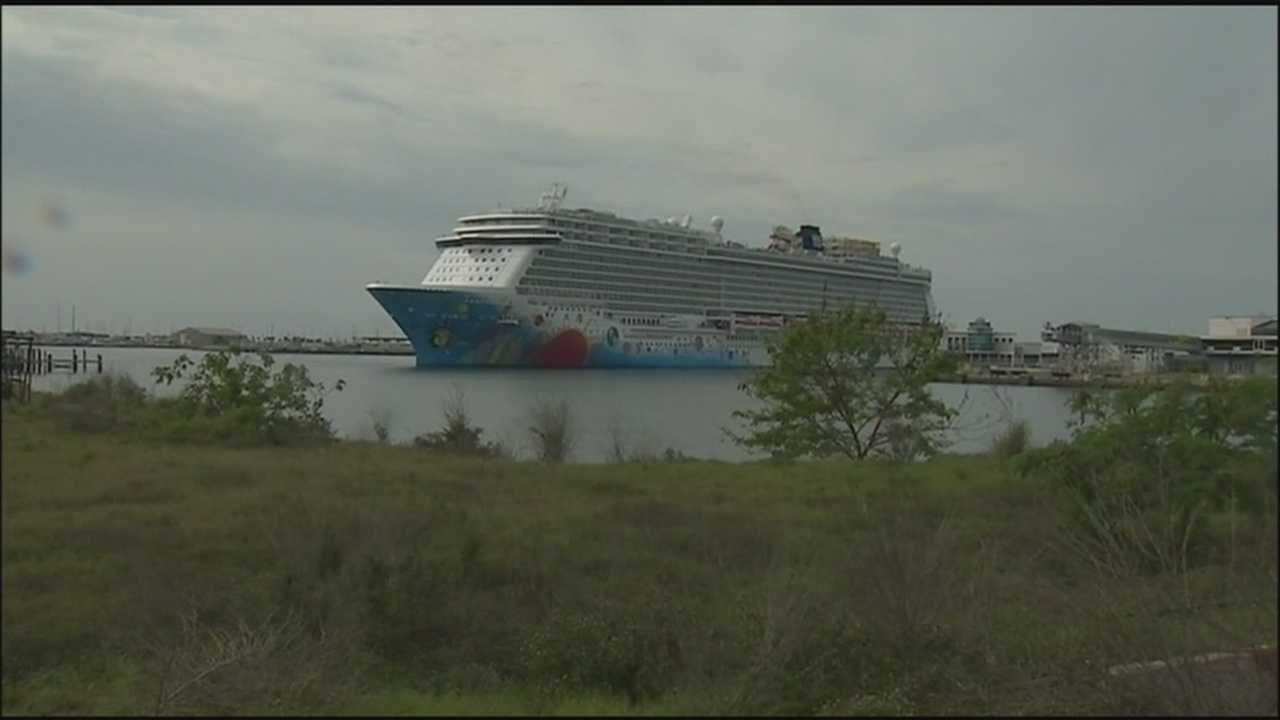More than once a week, on the average, a cruise ship passenger at Port Canaveral is caught trying to board with guns or drugs, usually in their baggage.