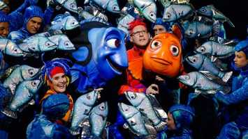 24. Finding Nemo the Musical: Based on the movie, the musical tells the tale of Nemo and the gang.Location: DinoLand U.S.A.Duration: 40 minutes