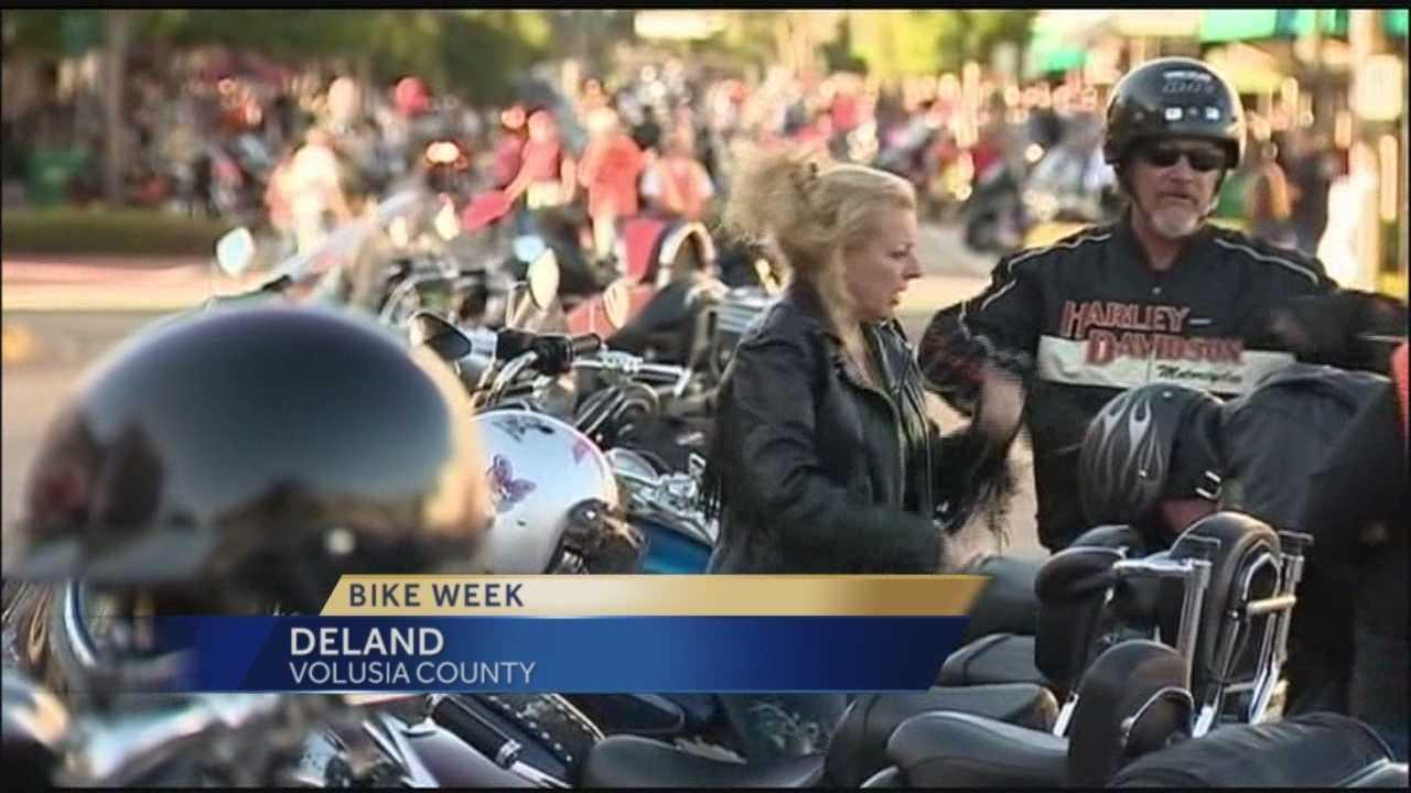 Bike Week Deland