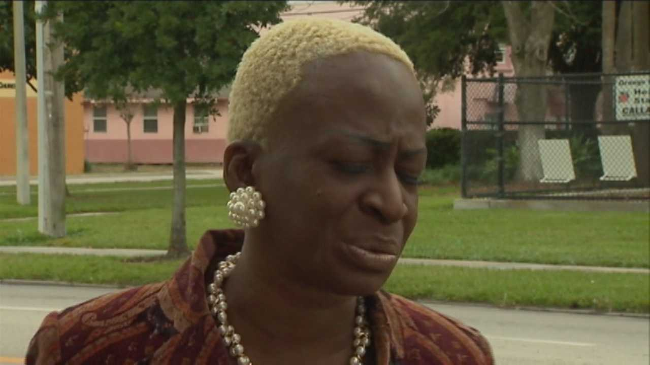 An Orange County voter claims Regina Hill, a candidate for the Orlando City Commission, bullied and threatened her.