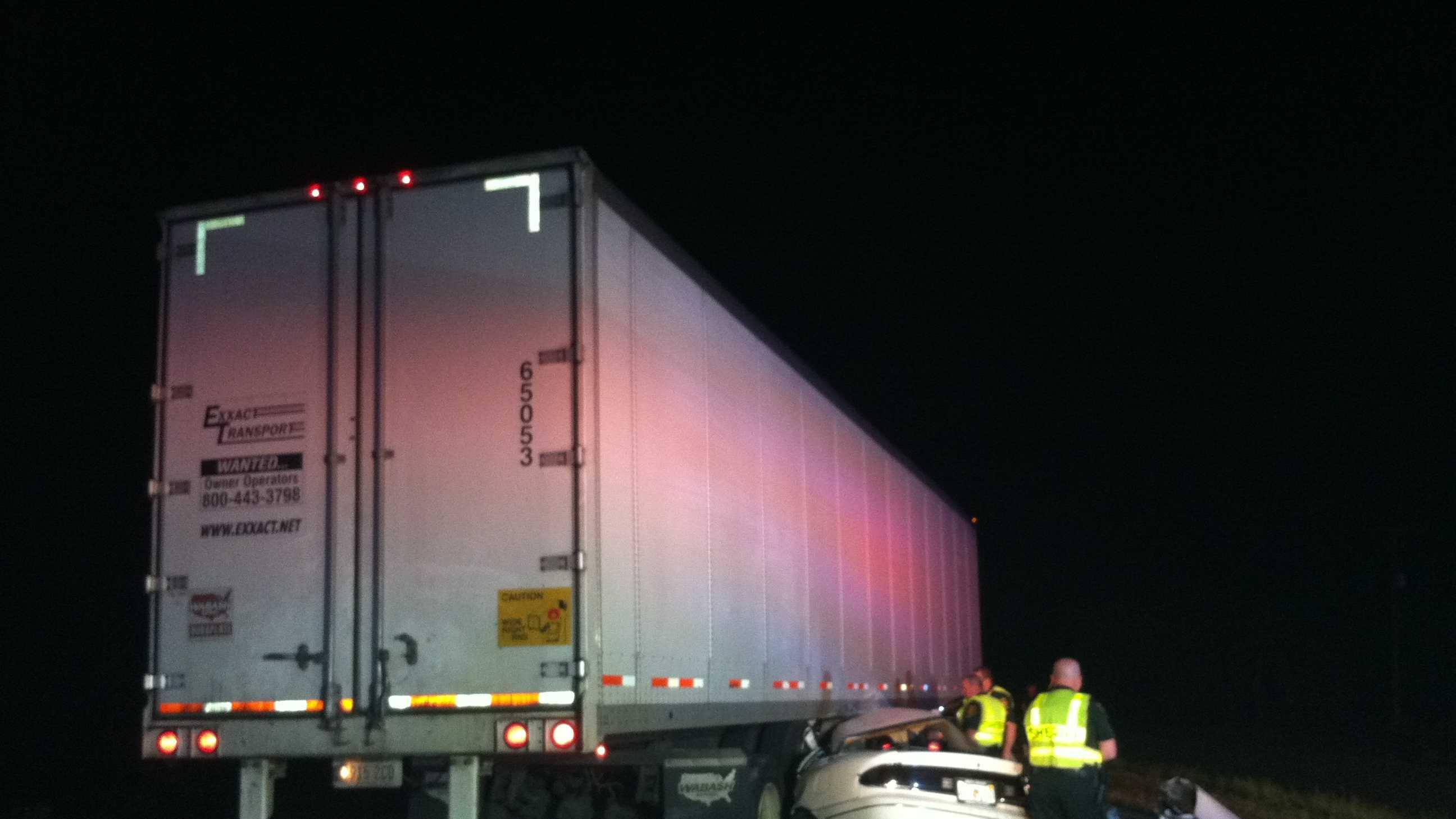 3 Dead in Polk Crash