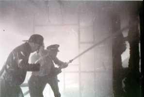 1952: House fire in Key West